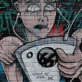 Graffiti 13 by Andrew Fare