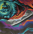 Graffiti 2 by Robert Rienzo