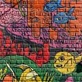 Graffiti 20 by Andrew Fare