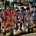 Graffiti 3 by Scott Hovind