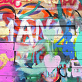 Graffiti 4 by Delphimages Photo Creations