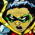 Graffiti 7 by Ben Yassa