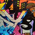 Graffiti 9 by Ben Yassa