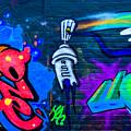 Graffiti Art Nyc 14 by Anakin13