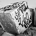 Graffiti Block by Anna Marie Jensen