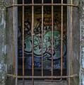 Graffiti Is Barred by Joseph Yvon Cote