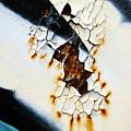Graffiti Texture II by Ray Laskowitz - Printscapes