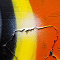 Graffiti Texture Iv by Ray Laskowitz - Printscapes