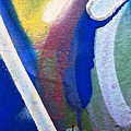 Graffiti Texture V by Ray Laskowitz - Printscapes