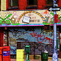Graffiti Village Store Nyc Greenwich  by Chuck Kuhn