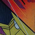 Graffiti Wall by Dorothy Hilde