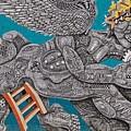 Grafitti Angel by Alice Gipson