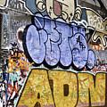 Grafitti Downunder 2 by Mark Coran