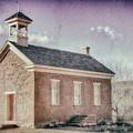 Grafton Church Side Old Look by Mitch Johanson