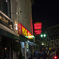 Grafton Street Pub And The Hong Kong In Harvard Square Cambridge Ma by Toby McGuire