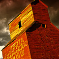 Grain Elevator by Wayne Sherriff