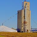 Grain Storage Hdr No1 by Alan Look