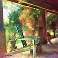 Gramma's Front Porch by Lois Bryan