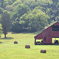 Grampa's Summer Barn by Jan Amiss Photography