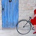 Gran In Provence by Fran Caldwell