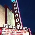 Granada Theater by Debbi Granruth