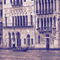 Grand Canal 2. Venice Italy by George Robinson