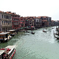 Grand Canal Venice Italy by Debbie Oppermann