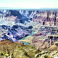 Grand Canyon 2272 by Sharon Broucek