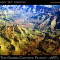 Grand Canyon Aerial View by James BO  Insogna