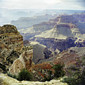 Grand Canyon Arizona Fine Art Photograph In Color 3539.02 by M K Miller