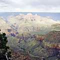 Grand Canyon Arizona Fine Art Photograph In Color 3542.02 by M K Miller