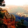Grand Canyon by Barbara Angle
