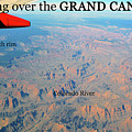 Grand Canyon Flight by David Lee Thompson