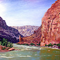 Grand Canyon I by Stan Hamilton