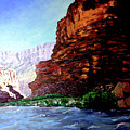 Grand Canyon II by Stan Hamilton