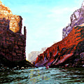 Grand Canyon Iv by Stan Hamilton