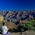 Grand Canyon Meditation by Sally Weigand