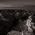 Grand Canyon Monochrome by Scott McGuire