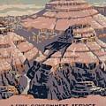 Grand Canyon National Park by Nostalgic Prints