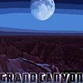 Grand Canyon Nights by Andrea Mazzocchetti