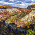 Grand Canyon Of The East by Mark Papke