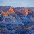 Grand Canyon Study by Billie Colson