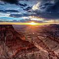 Grand Canyon Sunburst by Alissa Beth Photography