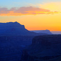 Grand Canyon Sunrise At Toroweap by Bob Christopher