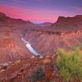 Grand Canyon Sunrise by David Kiene