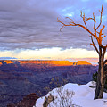 Grand Canyon Sunset by Mauverneen Blevins