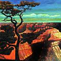 Grand Canyon Sunset by Richard Votch