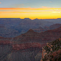 Grand Canyon Twilght by James Anderson