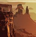 Grand Canyon - Usa by Andrea Mazzocchetti
