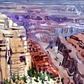 Grand Canyon View by Donald Maier